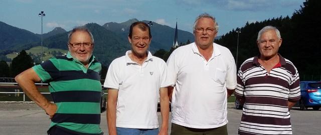 Fronleichnamturnier des SC Bad Wiessee am 15.06.2017