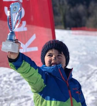 Moritz Haibel - auf Platz 2